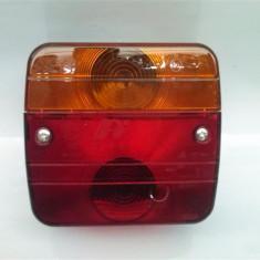 Lampa stop patrata, Universal
