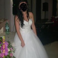Rochie mireasa printesa - Rochie de mireasa printesa