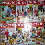 REVISTA PRACTIC IN BUCATARIE. NR. 12/1 2008 /2009, 2-10, 12, AN APARITIE 2009