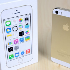 Vand urgent iPhone 5S Apple gold, Auriu, 16GB, Neblocat