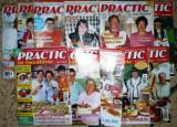 REVISTA PRACTIC IN BUCATARIE. NR. 1-5, 7 -11, AN APARITIE 2008