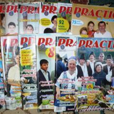 REVISTA PRACTIC IN BUCATARIE. NR. 1 - 12, AN APARITIE 2007 - Revista casa