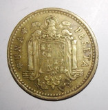 1 Una peseta 1966 - Spania, Europa