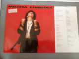 MELISSA ETHERIDGE - FIRST ALBUM (1988 /ISLAND REC /RFG ) - DISC VINIL/VINYL