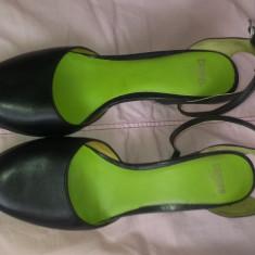 Sandale camper - Sandale dama Camper, Culoare: Negru, Marime: 39, Negru