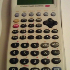 Vand calculator stiintific Casio Color Power Graphic cfx-9850GC PLUS - Ghilotina