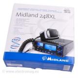 STATIE RADIO CB ALAN 248 XL