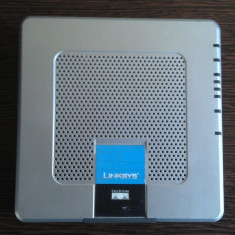 Vand router ADLS Linksys WAG354