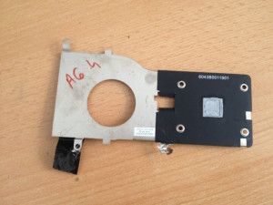 radiator placa video Toshiba satelitte A100 - 998 A6.4  A12.77