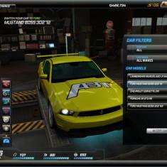 Cont NFS WOLRD de lvl 60 - Jocuri PC Electronic Arts, Curse auto moto, 16+, Multiplayer