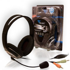Casti Cu Microfon Azusa Sn-640 - Casca PC