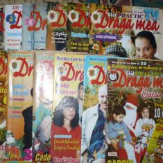 REVISTA GHID PRACTIC IN VIATA TA. DRAGA MEA. NR. 1 - 12. 2002 - Revista casa