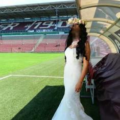 rochie de mireasa sirena san patrik2014