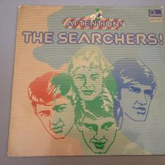 THE SEARCHERS - ATTENTION ! - DISC RAR -(1968/ FONTANA REC/ENGLAND) - DISC VINIL - Muzica Rock emi records