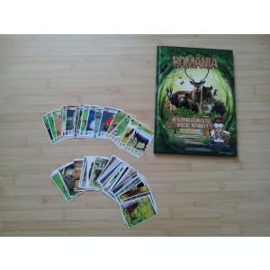 Cartonase - abtibilduri Animale Romania Penny Market