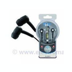 Casti Azusa Sn-76Mp Jack 3, 5, Casti In Ear, Cu fir, Mufa 3, 5mm