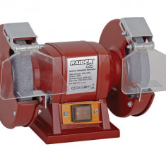 061101-Polizor Raider Power Tools de banc 150 mm - 250 W Raider PRO 3 ani garantie
