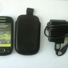 Vand Samsung Galaxy Mini - Telefon mobil Samsung Galaxy Mini, Negru, Neblocat