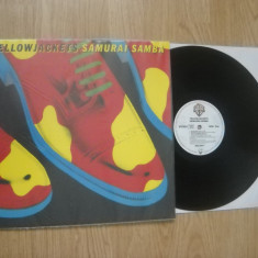 YELLOWJACKETS: Samurai Samba (1985) (vinil jazz rock/funk jazz) Recomand ! - Muzica Jazz warner