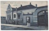 Orastie,Vedere,animatie,necirculata,1916