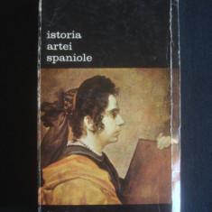 J. A. GAYA NUNO - ISTORIA ARTEI SPANIOLE - Carte Istoria artei