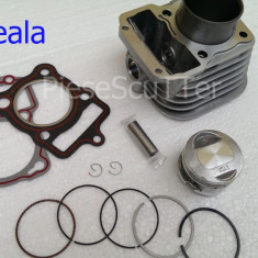 Kit Cilindru / Set motor + Piston + Segmenti ATV / Moto Scuter TITAN2000 / KS / ES125