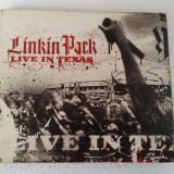 LINKIN PARK - LIVE IN TEXAS (1 CD + 1 DVD ) - Muzica Rock