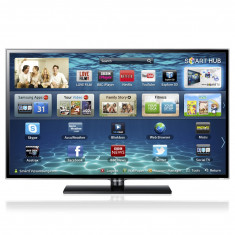 SAMSUNG LED SMART TV UE40ES5500 - Televizor LED Samsung, 102 cm, Full HD, HDMI: 1, Lan: 1