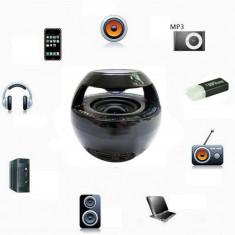 BOXA ACTIVA CU MP3 PLAYER SI BLUETOOTH ,ACUMULATOR INCORPORAT,RADIO FM,STICK,CARD SI SUNET HI FI ! MODEL 2014.