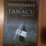 SPOVEDANIE LA TANACU de TATIANA NICULESCU BRAN - Roman, Humanitas