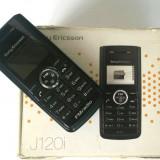 VAND Sony Ericsson J120 - Telefon mobil Sony Ericsson, Negru, Nu se aplica, Orange, Single SIM, Fara procesor