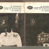 G.Duhamel-Viata si aventurile lui Salvin*2 vol. - Roman