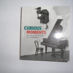 CURIOUS MOMENTS- ARCHIVE OF THE CENTURY,RF5/1, Alta editura