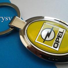 Breloc Opel cu strat protectie silicon - Breloc Auto