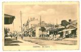 779 - Prahova, CAMPINA, street Carol - old postcard - unused, Necirculata, Printata