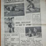 ziarul fotbal 29 iunie 1990 ( echipa de fotbal a romaniei a fost eliminata in optimi la campionatul de fotbal din italia )