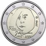 Finlanda 2 euro comemorativa 2014 - UNC