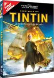Aventurile lui TinTin: Secretul Licornului de Steven Spielberg si Peter Jackson, DVD, Romana, sony pictures