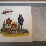 AMERICA - GREATEST HITS - HISTORY (1975) - WARNER/RFG - DISC VINIL/PICK-UP/VINYL