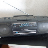 Panasonic Stereo Radio Cassette Recorder RX-FS420