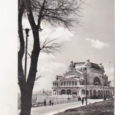 Bnk cp Constanta - Cazino - circulata - Carte Postala Dobrogea dupa 1918
