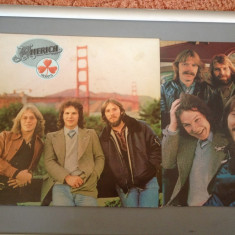 AMERICA - HEARTS (1975/ WARNER REC/RFG ) - DISC VINIL/PICK-UP/VINYL/ROCK - Muzica Rock
