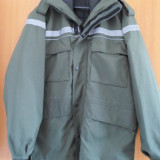 SCURTA KAKI IDEALA PT VANATOR / SILVICULTOR CU BENZI REFLECTORIZANTE - DH8 - Imbracaminte Vanatoare, Barbati