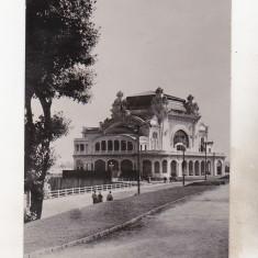 Bnk cp Constanta - Cazino - uzata - Carte Postala Dobrogea dupa 1918