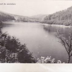 Bnk cp Valiug - Lacul de acumulare - uzata