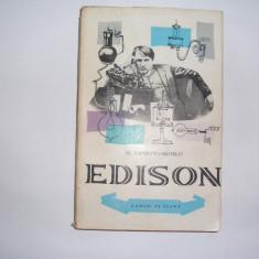 M. LAPIROV SKOBLO - EDISON,rf5/1,rf8/3,RF5/3, Alta editura