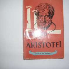 Aristotel - Dumitru Isac,RF5/1