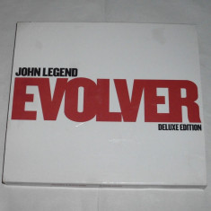Vand cd+dvd JOHN LEGEND-Evolver - Muzica Blues sony music