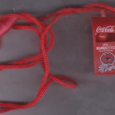Fluier Coca Cola Euro 2012