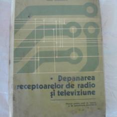 DEPANAREA RECEPTOARELOR DE RADIO SI TELEVIZIUNE, Alta editura